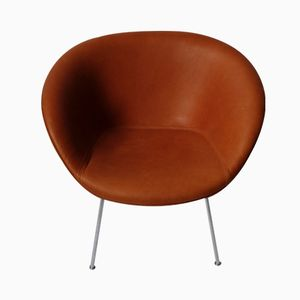 The Pot Chair by Arne Jacobsen for Fritz Hansen, 1960s