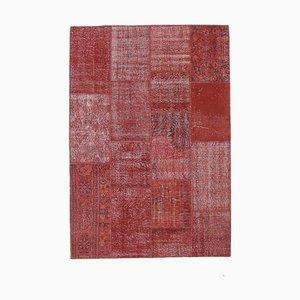 Patchwork Turkish Vintage Rug
