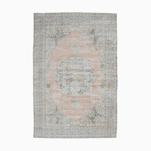 Middle Eastern Antique Handmade Wool Rug
