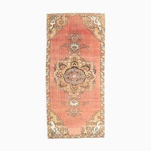 Pastel Turkish Vintage Wide Rug