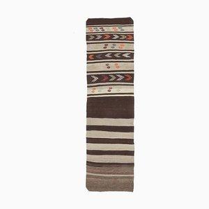 Vintage Turkish Handmade Wool Rug
