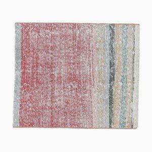 Vintage Turkish Small Carpet