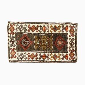 Türkischer Handgeknüpfter Vintage Wollteppich