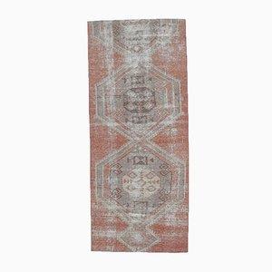 Handmade Wool Turkish Vintage Rug