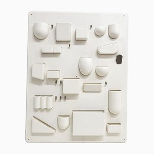 Vintage Uten.Silo Wall Organizer by Ingo Maurer & Dorothee Becker for Design M