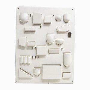 Vintage Uten.Silo Wand-Organizer von Ingo Maurer & Dorothee Becker für Design M