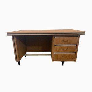 Vintage Schreibtisch aus Holzimitat von Mascagni für Harrods of London