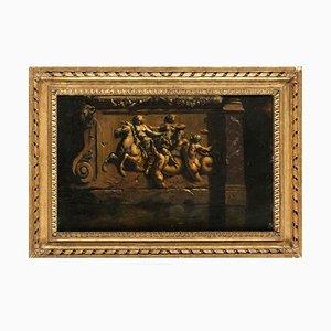 Triumph des Amphitrite, Ölgemälde, Louis Leopold Boilly, 1790