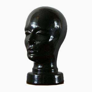 Cabeza de cerámica No. 701 de Scheurich, años 60