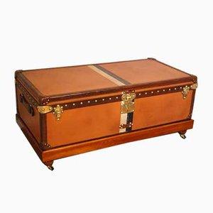 Malle Steamer Orange de Louis Vuitton