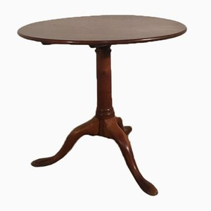 Antique Mahogany Gueridon Table
