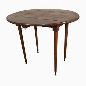 Antique Mahogany Flap Table