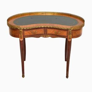 Antique French Style Kidney-Shaped Desk