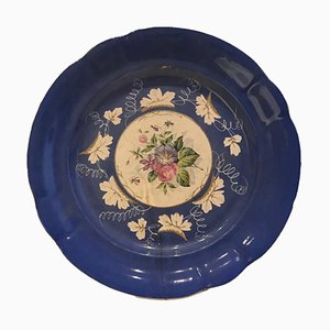 Flowers Decorative Plate from Gardner