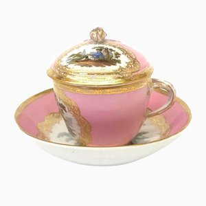 Coffee Cup Set from Meissen