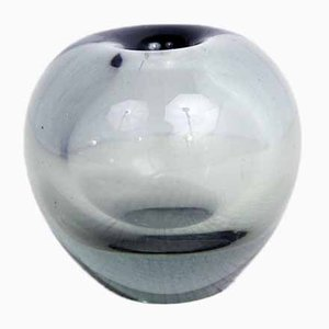 Small Vintage Scandinavian Soliflore Vase by Per Lütken for Holmegaard