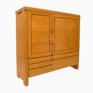 R18 Sideboard with 2 Doors & 5 Drawers by Pierre Chapo