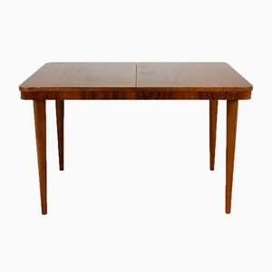 Walnut Dining Table from Mier, 1950s