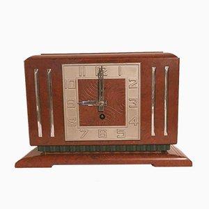 Art Deco Clock, 1930s