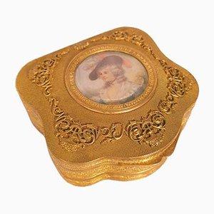 Schmuckschatulle, 1800er Jahre