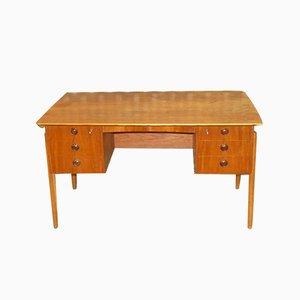 Freely Adjustable Teak Desk, 1960s
