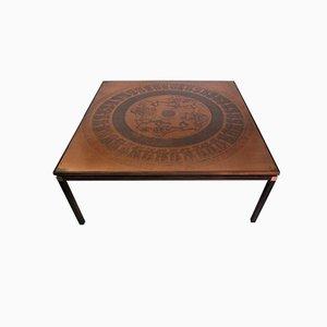 Danish Coffee Table, 1970s