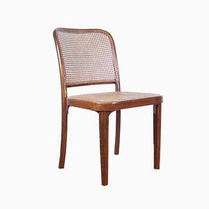 Modell A 811 Stuhl von Josef Hoffmann oder Josef Frank für Thonet, 1920er
