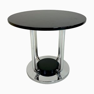 French Art Deco Side Table, 1940s