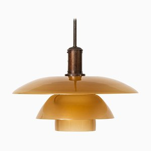 Ph 5/5 Ceiling Lamp by Poul Henningsen for Louis Poulsen