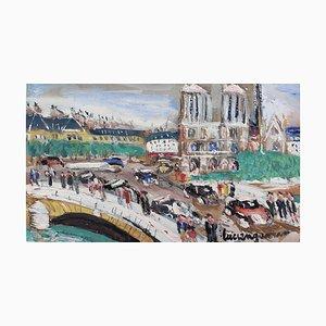 Notre Dame De Paris II by Lucien Genin, 1930s