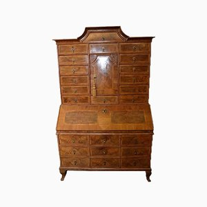 Antique Solid Wood Apothecary Cabinet