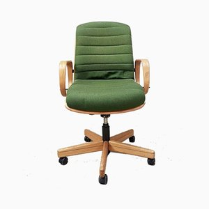 Mid-Century Swivel Desk Chair by Martin Stoll for Giroflex