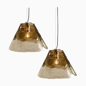 Pendant Lamp by Carlo Nason for Mazzega