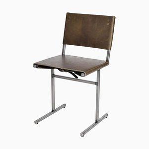 Moss Green Memento Chair by Jesse Sanderson