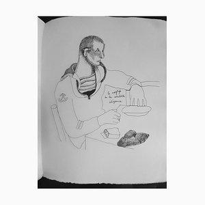 Thomas l'Imposeur, Vintage Buch von Jean Cocteau, 1927