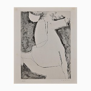 Marino Marini, The Horse, Radierung, Mitte des 20. Jahrhunderts