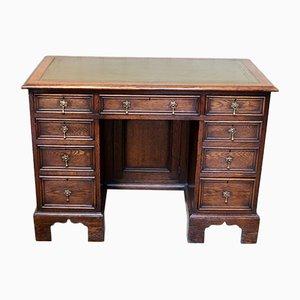 Edwardian Oak Desk