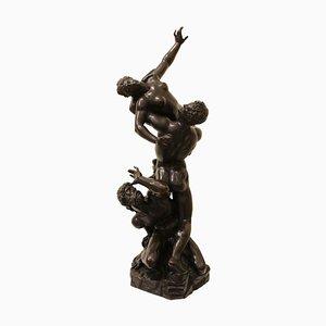 Die Entführung der Sabine Women Skulptur