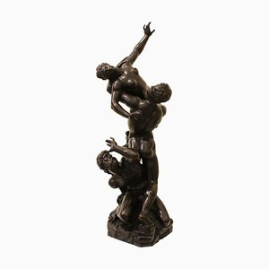 The Abduction of the Sabine Women Sculpture