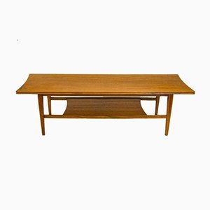 Teak Coffee Table by Richard Hornby for Heals, 1960s