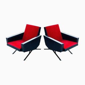 Yugoslavian Lounge Armchairs, 1970s, Set of 2