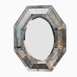 Large Italian Mirror, 1970s