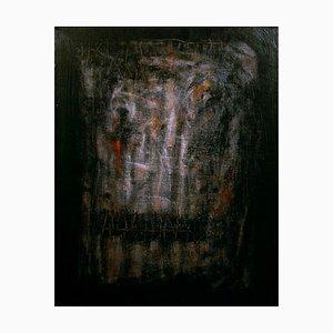 Massimo D'Orta, The Great Winter MD.10, Öl auf Leinwand