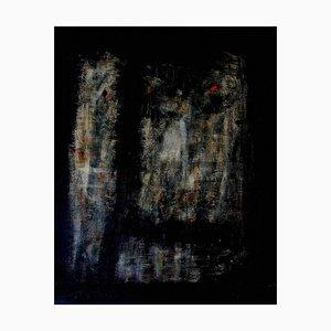 Massimo D'Orta, The Great Winter AM.4, Öl auf Leinwand