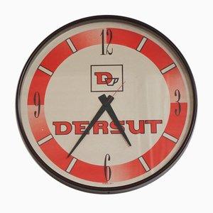 Wall Clock from Dersut, 1970s