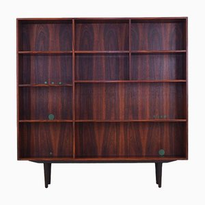 Danish Rosewood Bookcase by Kai Winding, 1960s