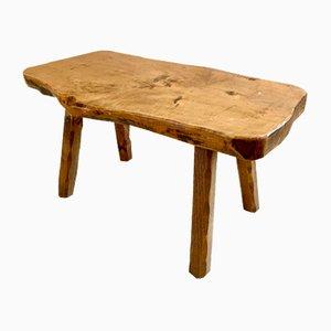 Vintage Couchtisch aus Holz