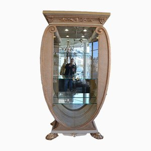 Royal Gold Exclusive Glass Cabinet from Vidal Grau