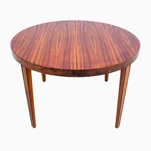 Danish Rosewood Dining Table from Severin Hansen, 1960s