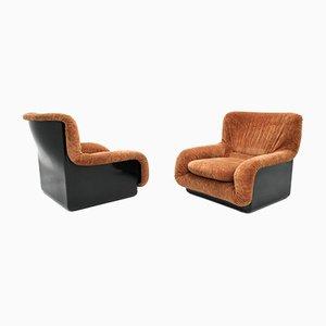 Papaia Lounge Chair by Titina Ammannati & Giampiero Vitelli for Rossi di Albizzate, 1970s